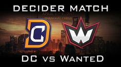 DC vs Wanted Decider Match DAC 2017 AM Highlights Dota 2