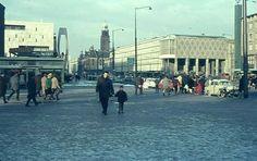 Rotterdam: Coolsingel, jaren zestig