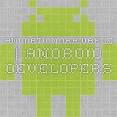 AnimationDrawable   Android Developers