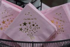 Twinkle Twinkle Little Star napkins                              …