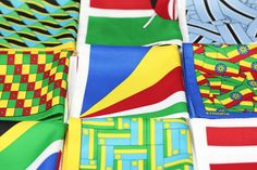 Aid For Africa Pocket Squares |  Great Style. Great Cause.