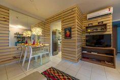 Aluga-se excelente apartamento com 2 quartos em Jardim em São Gonçalo do Amarante
