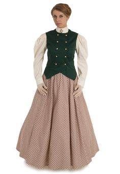 Vest and Skirt | Recollections