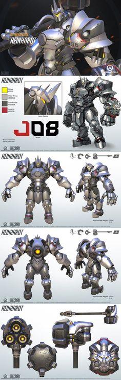 5ec3d46971266f64eaa5ee47bc22a6ae.jpg (Imagen JPEG, 736 × 2305 píxeles) http://us.battle.net/overwatch/es/heroes/reinhardt/