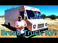 From Bread Truck to spacious RV - Tour of Paul Barger's Step Van conversion Newport Dunes, Best Rv Parks, Rv Financing, Custom Campers, Step Van, Camping Resort, Diy Rv, Rv Makeover, Van Living