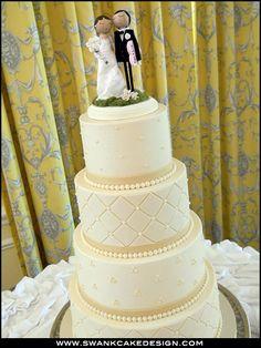 Non+Fondant+Wedding+Cakes | ... Gallery | Non Fondant Wedding ...