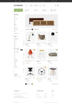 Buy Futurelife - eCommerce PSD Template by Pixel-Creative on ThemeForest. Description Futurelife – Ecommerce PSD Template is a uniquely ecommerce website template designed in Photoshop with a. Web Development Agency, Ecommerce Web Design, Custom Labels, Web Design Inspiration, Psd Templates, Page Design, Website Template, Website Ideas, Dashboards