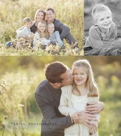I think Indiana photographer Kami Laux might just have the most cooperative children ever! I loved every moment with this gorgeous family!