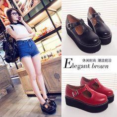 Cheap Nuevo 2015 marca diseñador zapatos de mujer primavera otoño mujer plana zapatos de plataforma Creepers vendimia sapatos femininos mocasines, Compro Calidad Pisos de la Mujer directamente de los surtidores de China:   ......................................................................................................................