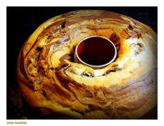 Το κέικ της Δευτέρας: Αφράτο τρυφερό και δίχρωμο! ~ una cucina