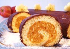 Chod: Zákusky a koláče - Page 79 of 258 - Mňamky-Recepty. Apple Recipes, Sweet Recipes, Cake Recipes, Dessert Recipes, Czech Desserts, Eastern European Recipes, Austrian Recipes, Czech Recipes, Wonderful Recipe