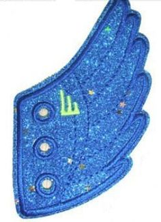 Blue Glitter Shwings (One Pair) by Shwings. $6.99. Makes New Shoes Fly ! Makes Old Shoes New! Lace into any pair of sneakers Perfect for low tops or high tops One size fits all Trade & collect over 50 colors and styles Transform your favorite kicks Most of all - have fun !