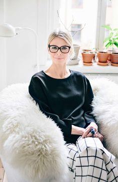Trendin tyylimuusa Anna Teurnell | Lily.fi