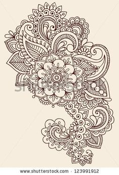 I like this for a tattoo mayne in white