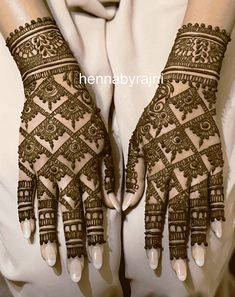 Unique Mehndi Designs, Mehndi Design Images, Henna Designs, Beautiful Hands, Beautiful Flowers, Henna Images, Ooty, Arm Warmers, Design Ideas