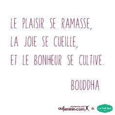 Le plaisir, la joie et le bonheur. Positive Attitude, Positive Quotes, Motivational Quotes, Inspirational Quotes, The Words, Cool Words, Quote Citation, French Quotes, Life Philosophy