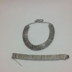 "Selling this ""Phyllis Rhinestone Choker & Matching necklace"" in my Poshmark closet! My username is: divine777. #shopmycloset #poshmark #fashion #shopping #style #forsale #phyllis #Jewelry"