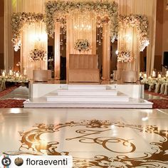 ideas for wedding reception backdrop dance floors Wedding Backdrop Design, Wedding Stage Design, Wedding Hall Decorations, Wedding Reception Backdrop, Marriage Decoration, Engagement Decorations, Wedding Mandap, Backdrop Decorations, Backdrops