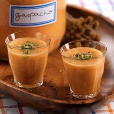 Veja esta de Receita de Gaspacho. Esta e outras deliciosas receitas no site de nestlé Cozinhar.