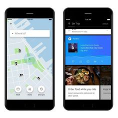Uber's new app will predict where you're going