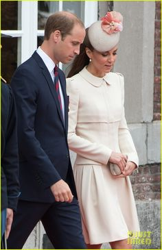 Kate Middleton & Prince William Put On Their Best for a WWI 100 Years Commemoration Ceremony in Belgium! | kate middleton prince william put...