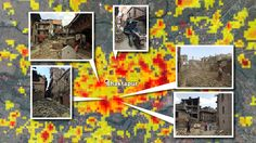 NASA Damage Maps May Help in Future Quakes - Researchers have developed a way to make maps of natural disaster damage using remote sensing technology.
