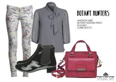 #Fornarina style tips - Botany Hunters fw 12.13 #fashion