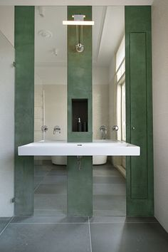 ... Spiegel op Pinterest - Spiegels, Badkamer en Moderne Badkamer
