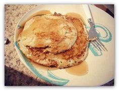 2 Ingredient, Healthy Pancakes