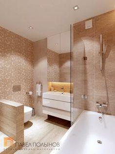 Фото ванная комната из проекта «Дизайн-проект квартиры 72 кв.м., ЖК «Дом на Выборгской», современный стиль»