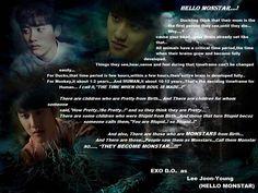 #i remember you#hello monster#exo#D.O