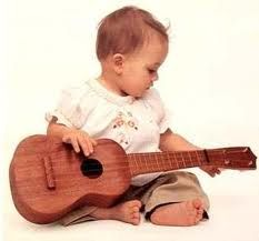 and Yes.... I can play ukulele too.... i am just tuning it !!!