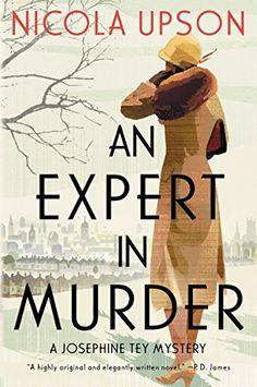 An Expert in Murder (Josephine Tey Mysteries Book 1) by Nicola Upson http://www.amazon.com/dp/B00192MNLC/ref=cm_sw_r_pi_dp_qUMmwb09RDF65