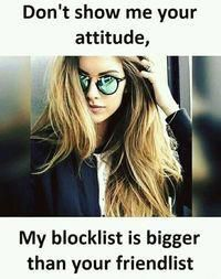 Girly attitude quotes - Girls funny memes in to make fun Visit once, u can see more funny joke pics here Positive Attitude Quotes, Attitude Quotes For Girls, Crazy Girl Quotes, Girl Attitude, Crazy Girls, Girls Life, Quotes For Haters, Attitude Thoughts, Quotes Girls