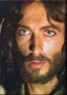 *JESUS played by: ROBERT POWELL