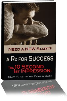 You have 10 seconds to make an impression, you don't get a second chance at it!  Learn the secrets to making a good one. www.10sec1stimpression.com Business Suits, 10 Seconds, To Move Forward, Men Wear, Casual Jackets, New Start, Fresh Start, Men's Accessories, Tool Kit