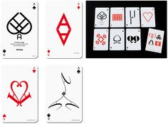 Playing card by hat-trick (might need to add that to my playing card collection)