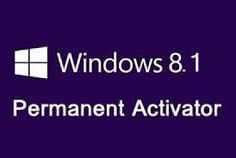 Windows 8.1 Lifetime Activator for All editions