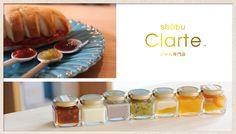 フレッシュな食材をギュッと閉じ込めたジャムの専門店「Clarte.」|LOHASCLUB