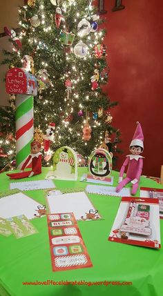 Scout Elf Return Week, Welcome Back Ideas for Elf on the Shelf - 20 Ideas!