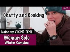 Chatty night in the Viking Tent, Cooking, waking up, Packing Up -Spirit Forest - -Ep