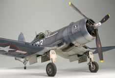"Vought F4U-1A Corsair ""Lonesome Polecat"""