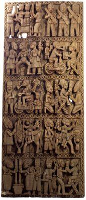 Door / Nigeria / Yoruba | ADAC