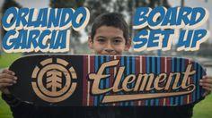 ORLANDO GARCIA BOARD SET UP AND INTERVIEW !!! – Nka Vids Skateboarding: Source: nigel alexander