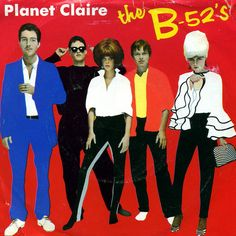 The B-52's 45 RPM Cover https://www.facebook.com/FromTheWaybackMachine