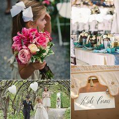 Ideas For Kids at Weddings   POPSUGAR Moms