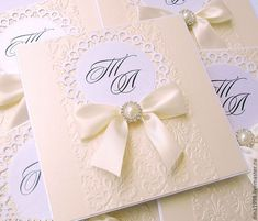 45 Ideas For Wedding Card Hand Made Ideas Lace Tri Fold Wedding Invitations, Wedding Envelopes, Wedding Stationery, Wedding Album, Wedding Guest Book, Wedding Cards, Wedding Scrapbook, Invitation Cards, Weddings
