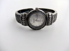 Vintage Kessaris Ladies Bracelet Watch by ediesbest on Etsy, $10.95