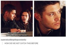 Just another tumblr submission. With some Supernatural. - Imgur