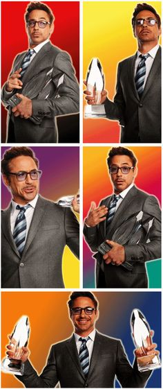 I think it's the ego on his character that makes him SO HOTT. but i love me some iron man!! :)